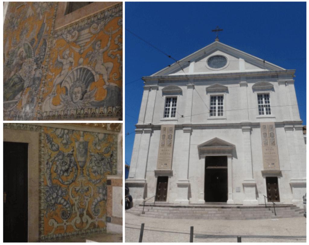 Igreja de Sao Roque, Lisboa