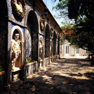 Palacio Fronteira – exterior