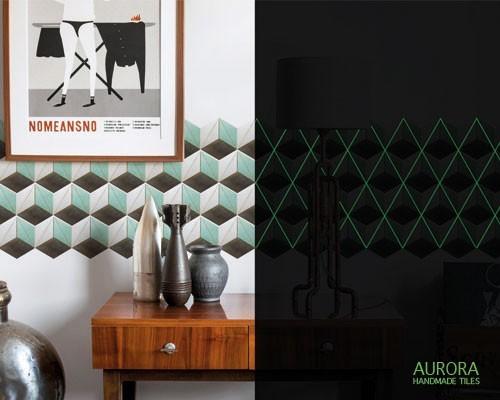 aurora handmade tiles