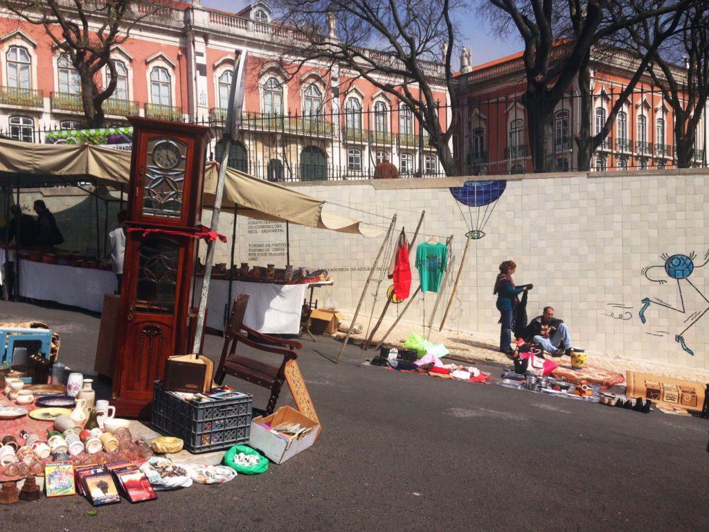 Feira da Ladra, Lisboa