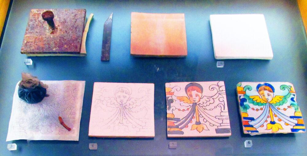 azulejos museu